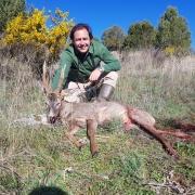 Roe deer Hunting in Spain